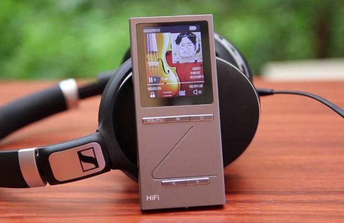 máy nghe nhạc tốt nhất hiện nay