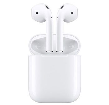 tai nghe nhét tai apple airpods wireless mmef2za/a