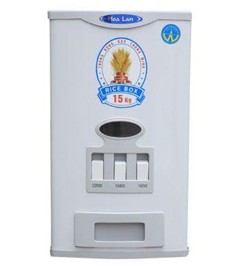 Thùng đựng gạo thông minh Hoa Lan HL-15 15kg