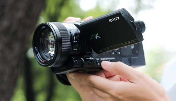 máy quay phim 4k tốt nhất