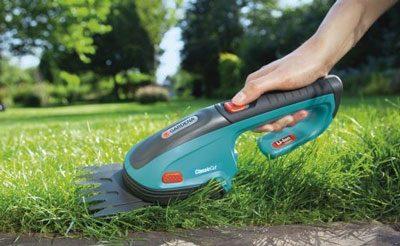 đánh giá máy cắt cỏ cầm tay gardena 8885
