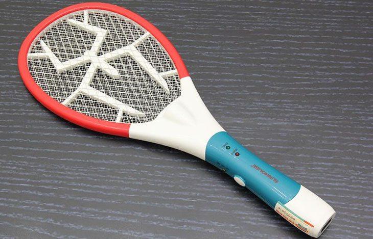 vợt muỗi nào tốt nhất hiện nay