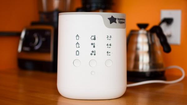 Máy hâm sữa Tommee Tippee cao cấp an toàn cho sức khoẻ của bé