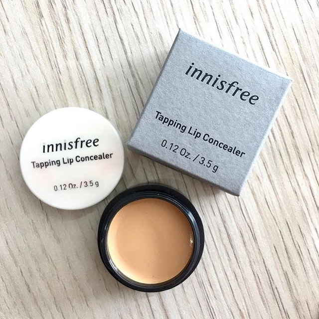 Son che khuyết điểm Innisfree Tapping Lip Concealer