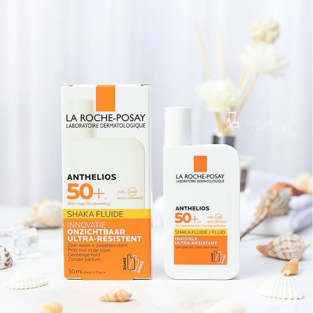 Kem chống nắng La Roche-Posay Anthelios Ultra Fluid