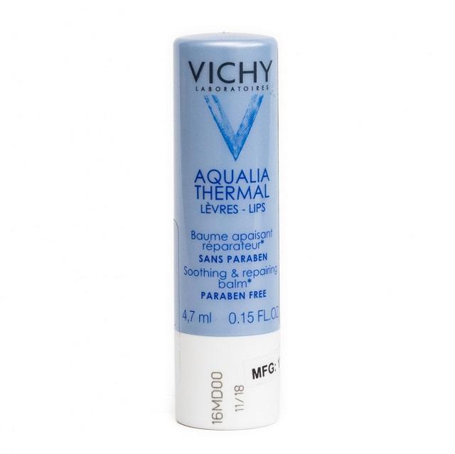 Son dưỡng môi VICHY Aqualia Thermal Lips Soothing & Repairing Balm