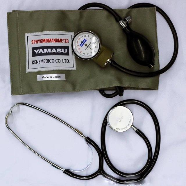 Máy đo huyết áp cơ giúp xác định chính xác huyết áp