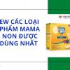 Review TOP Các Loại Sản Phẩm Mama Sữa Non Được Tin Dùng Nhất [2021]